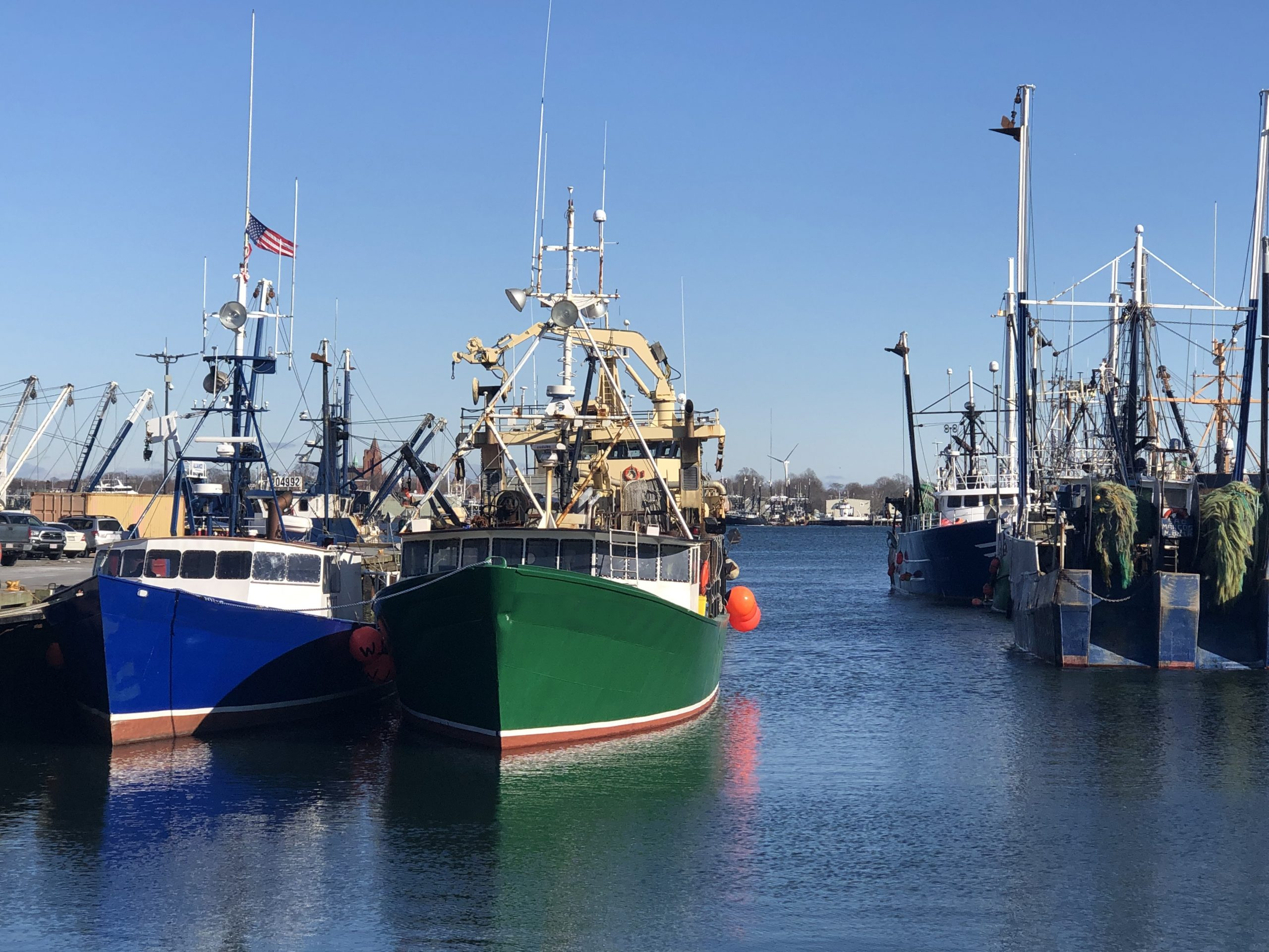 New Bedford Boats